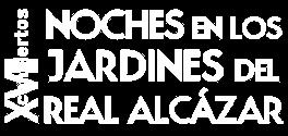 Logotipo de Noches en los jardines del Álcazar 2016