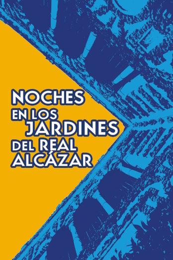 Cartel Noches en los Jardines del Alcázar 2021